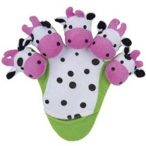 Kingsley Terry Wash Glove with Cow Finger Tips by Kingsley. $1.78. Wash glove.. Cow on finger tips design.. Wash glove. Cow on finger tips design.