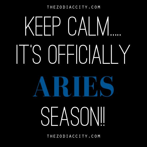 Big birthday shoutouts to all the Aries out there!!!