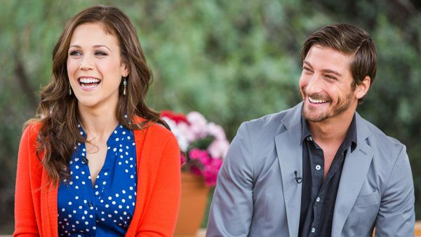 Daniel Lissing and Erin Krakow are getting married