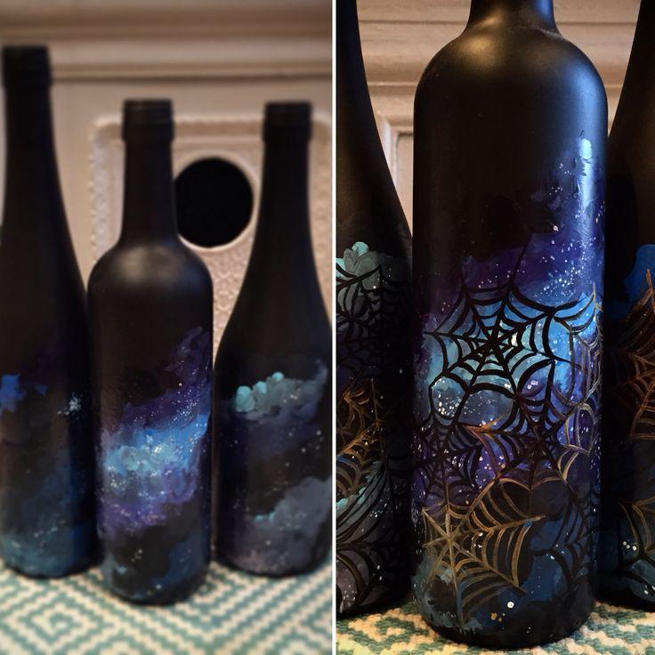 Wine Themed Kitchen Paint Ideas: 17 Best Ideas About Halloween Bottles On Pinterest