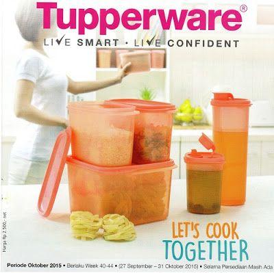 Katalog Tupperware Promo Oktober 2015