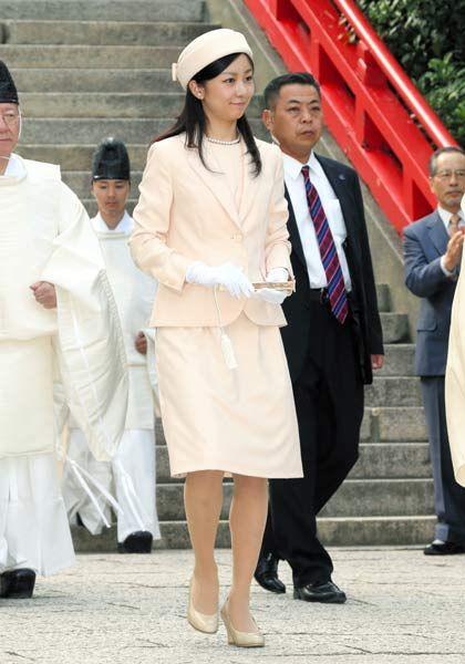 皇紀2675(平成27)年6月6日: 秋篠宮佳子内親王(あきしののみやかこないしんのう)殿下  Princess Kako, June 6, 2015