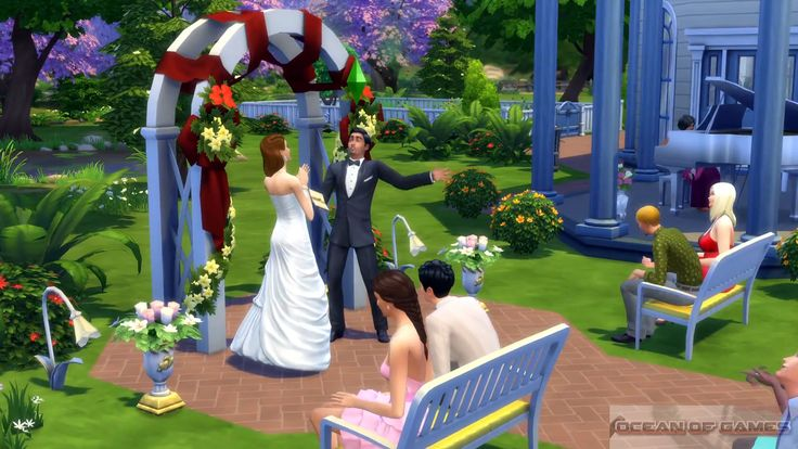 The Sims 4 Free Play On Your PC