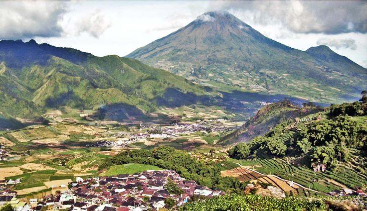 View From Gardu Pandang Tieng