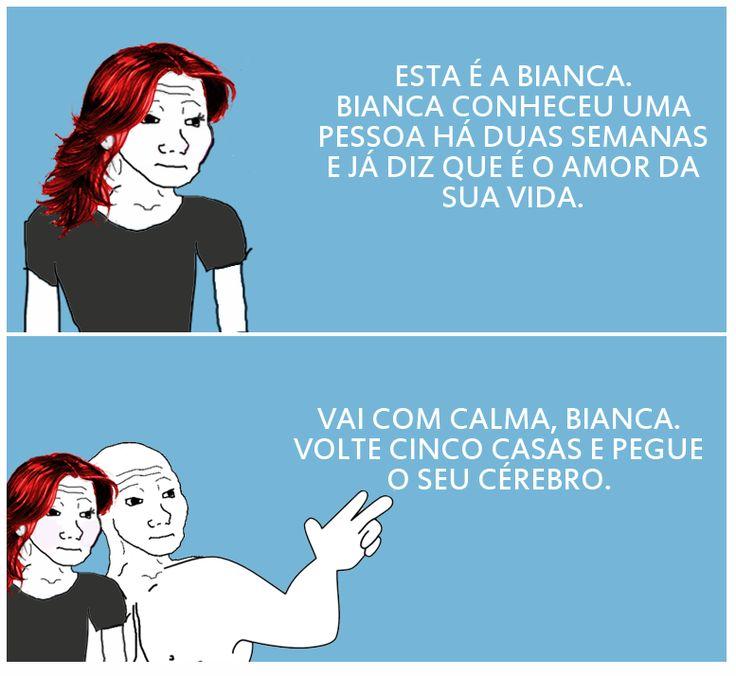 Esta é a Bianca