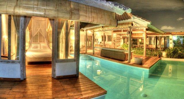 Coco White Holiday Villa Rental Seminyak Bali