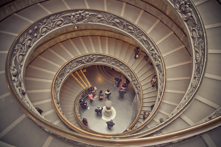 Best Famous Spiral Staircase In The Vatican Decor Inspiration 640 x 480