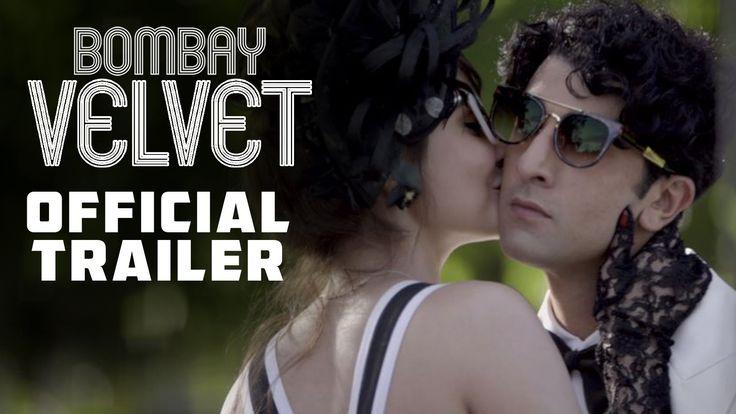 Checkout Anushka Sharma & Ranbir Kapoor most awaited movie trailer #BombayVelvet.