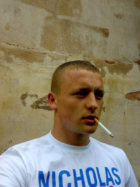 Untitled Glasgowcigarlad Smoking Chav Lad Chav Love