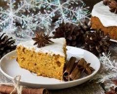Gâteau au potiron et vanille : http://www.cuisineaz.com/recettes/gateau-au-potiron-et-vanille-33822.aspx