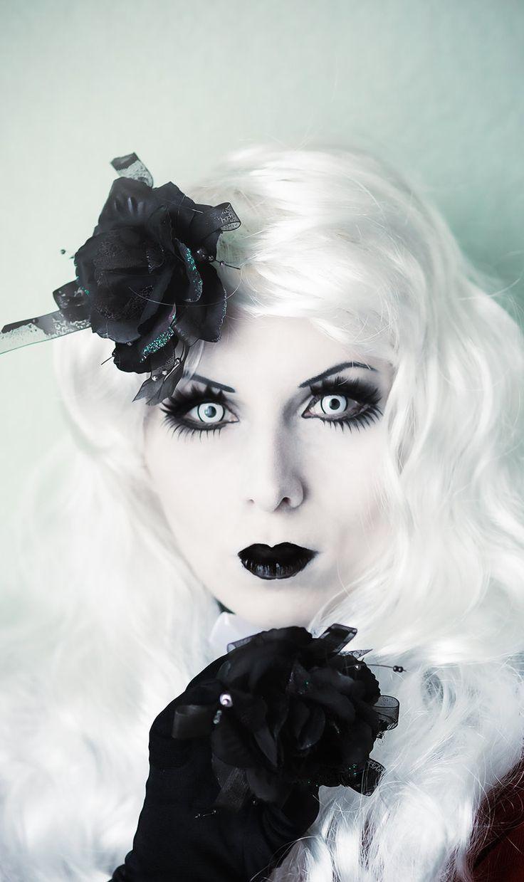 100+ [ Gothic Halloween Makeup Ideas ] | Pastel Goth Makeup ...
