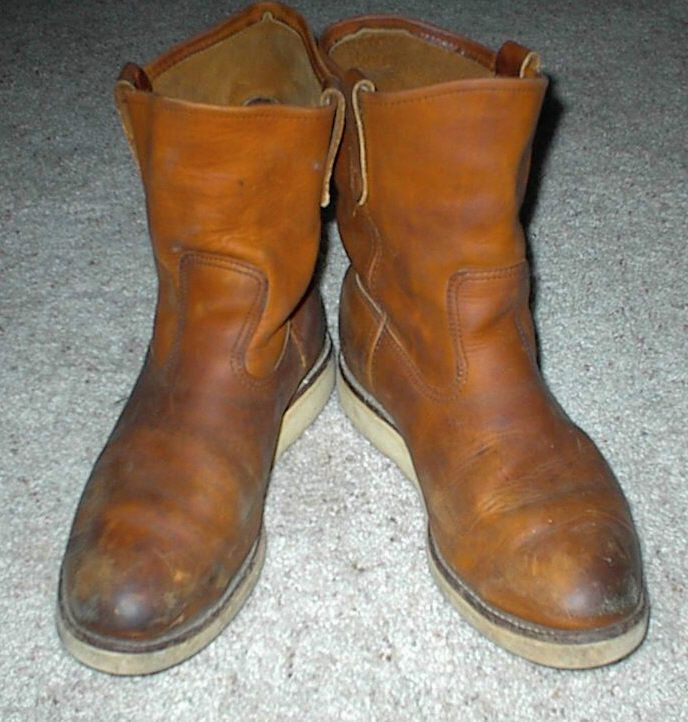 Size 12 D Red Wing Pull On Work Boots #RedWing #WorkSafety