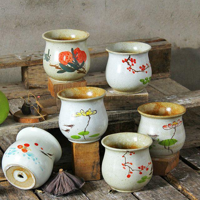 Pinterest & Source Wholesale Mini Ceramic Flower Pots Pottery Succulent ...