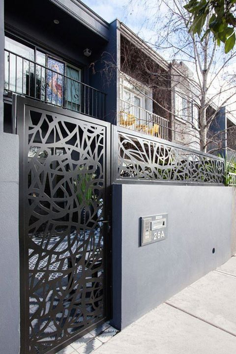 27 best Boundary walls images on Pinterest Architecture Walls