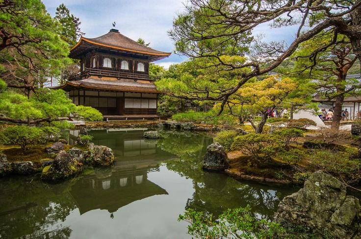 Ginkakuji by César Asensio on 500px