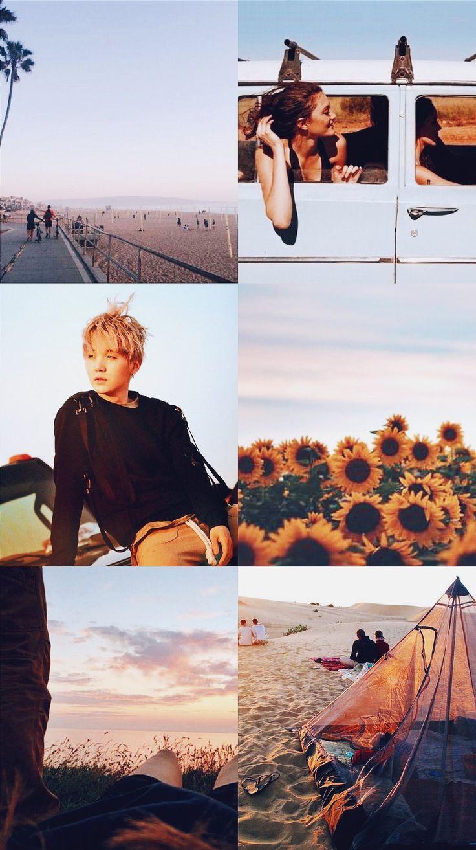 Yoongi aesthetic Suga BTS Pinterest More BTS and