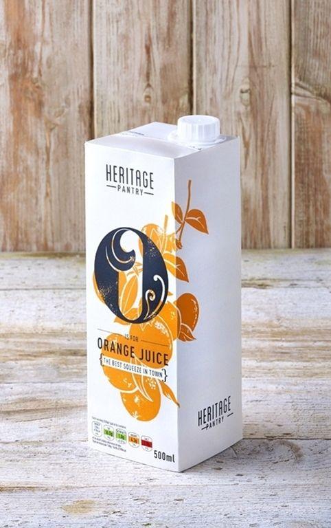 Heritage Pantry Orange Juice
