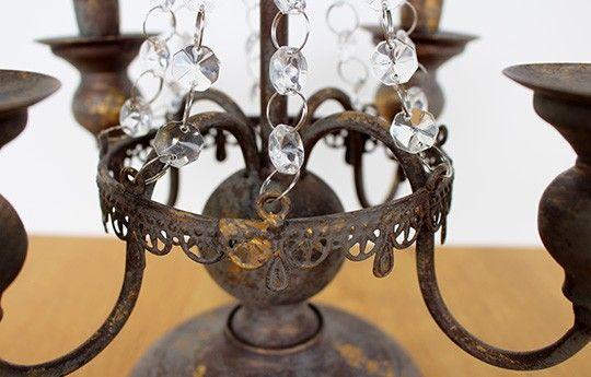 Genevieve Candelabra - WARINGS Store  www.waringsathome.co.uk