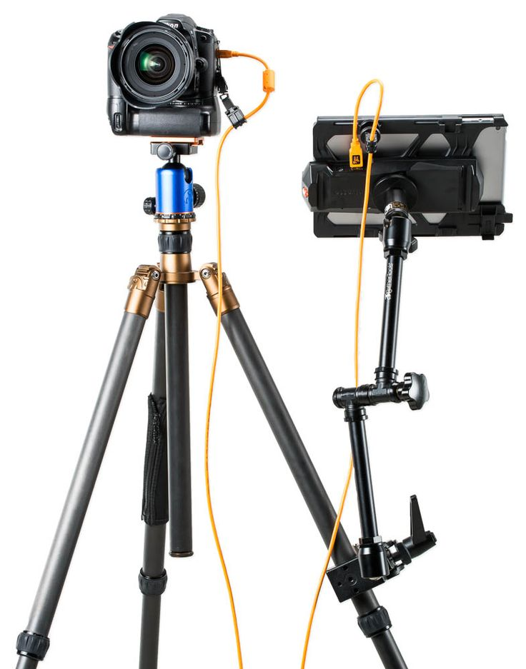 Manfrotto Digital Director for iPad Air | Tether Tools
