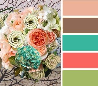 Genny's Color Pallette