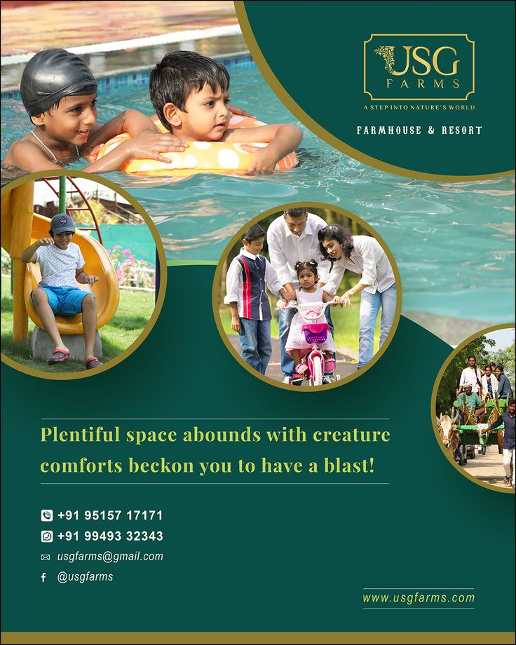 Best Farmhouse & resort in Telangana Resort, Creature
