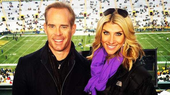 Michelle Beisner Reporter Joe Buck's Wife
