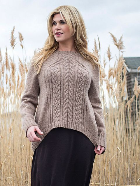 Ravelry: Kernmantle pattern by Norah Gaughan