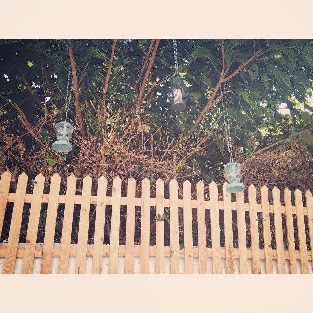 Valla a medida con madera de pino... http://www.lapetitemaisonlaboratoridart.com/ https://www.facebook.com/lapetitemaison.laboratoire