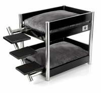 Dog bunk beds...Jack and Koda <3 just like step brothers. :)