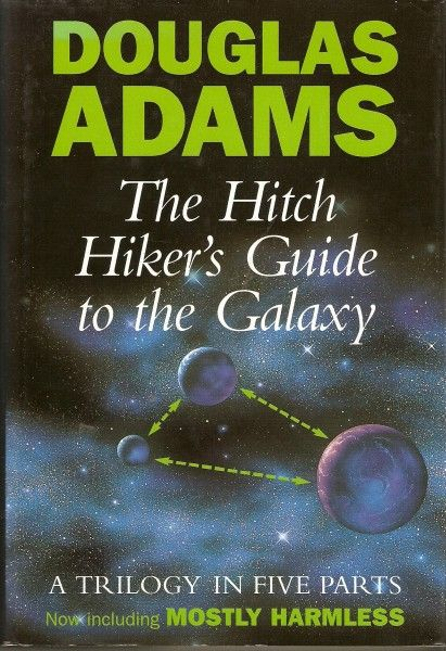 Book Cover Graphism Guide : Best images about the hitchhikers guide to galaxy