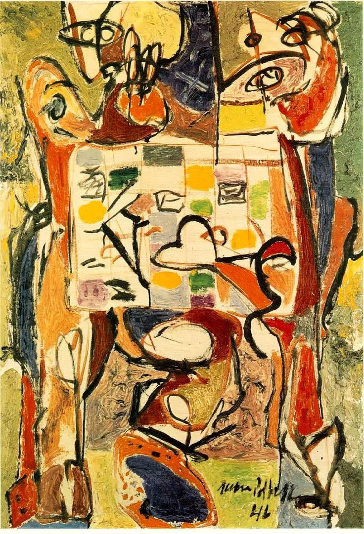 17 best images about jackson pollock oil on canvas jackson pollock the tea cup 1946 oil on canvas