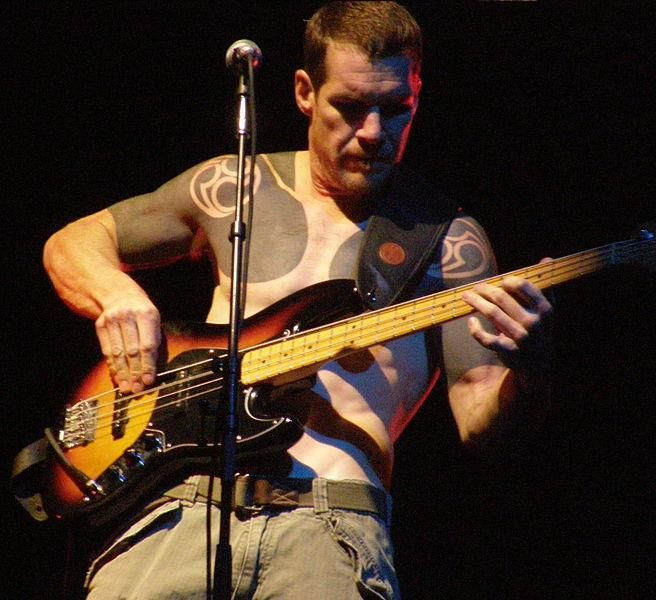Tim Commerford ~ Bassist Rage Against the Machine