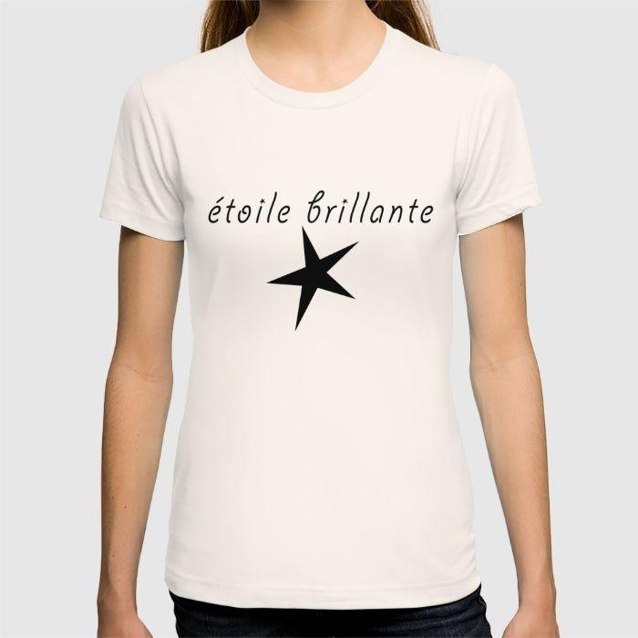 étoile brillante - brilliant star T-shirt étoile brillante - brilliant star