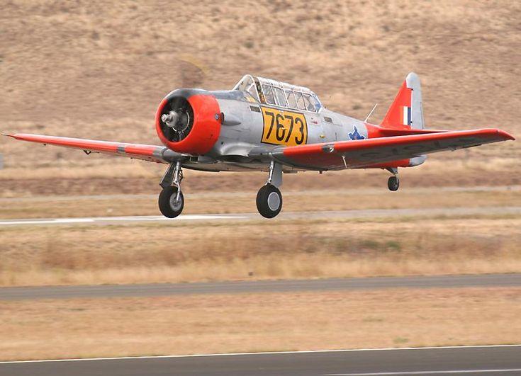 Harvard South Afircan Air Force