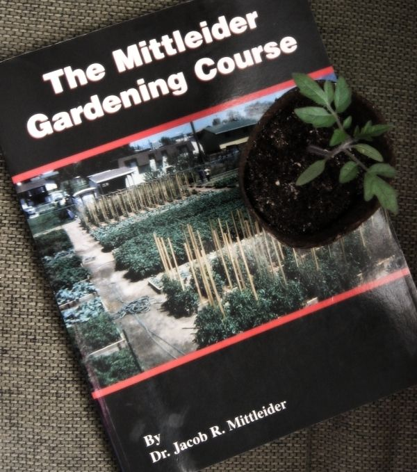 What is the Mittleider Method of Gardening?    This blog can tell you more.