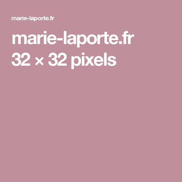 marie-laporte.fr 32×32 pixels