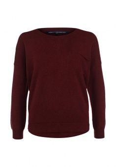 Джемпер French Connection, цвет: бордовый. Артикул: FR003EWFNM85. Женская одежда