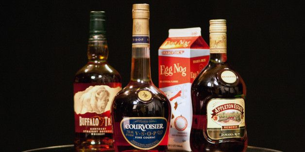 Eggnog Taste Test: The Best Liquors For Spiking Your Holiday Drink