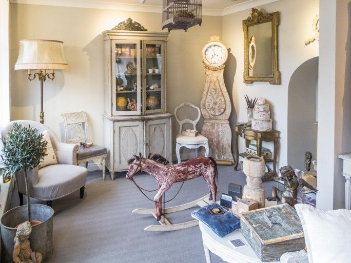 Meet the Trader - Minnie Craske, the owner of Decorative Antiques