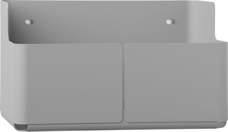 Iittala - Aitio Box 280x180x160 mm light grey - Iittala.com. With the Aitio collection you can create playful and functional storage solutions for walls. Besides walls, the versatile and freestanding Aitio storage works great also on table-tops. The Aitio box is made from powder-coated steel.