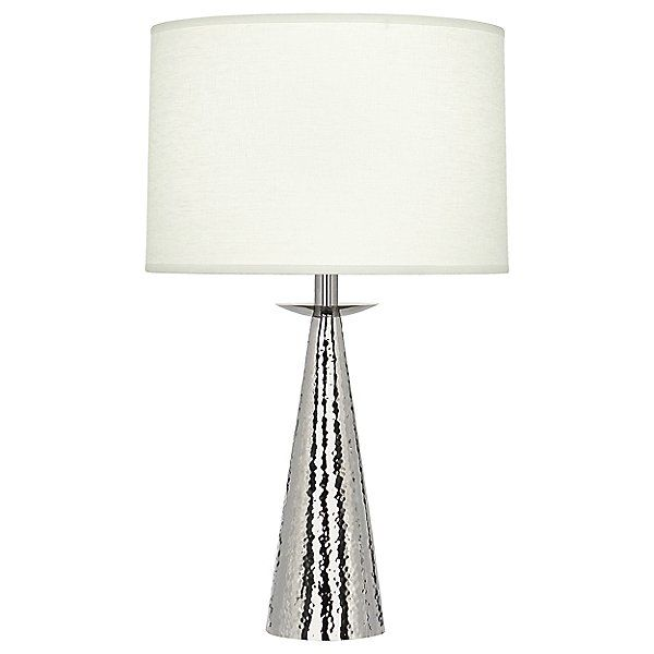 Robert Abbey Dal Table Lamp S9868 Size Medium Style Mid