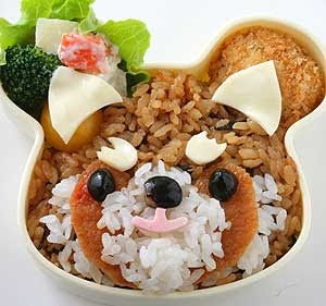 The Pictures Blog of Mr. MaLao's: Creative n Cute Foods (Part 2): Red Pandas, For Kids, Teddy Bears, Funny Food, Pools Parties, Eating Healthy, Food Art, Food Photo, Kids Food