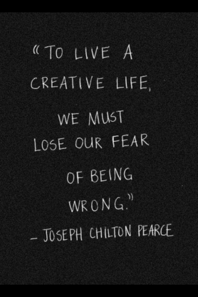 Don't be afraid to express yourself. http://wearluck.com/wear-balance/creativity-shop/