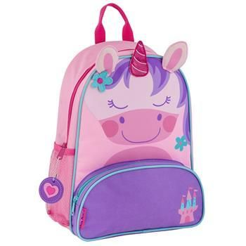 3367750dde Stephen Joseph Sidekick Backpack Unicorn