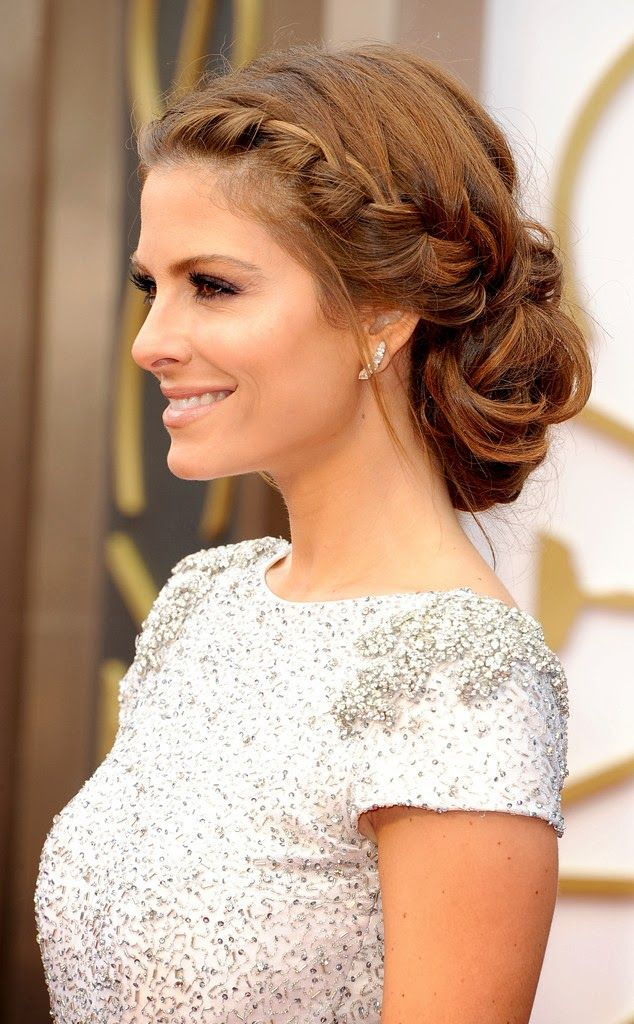 Polka Dots, Stripes, And Hearts : Oscar 2014 Fashion: Cate and Meg's Top Picks