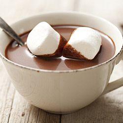 Czekolada na gorąco z piankami marshmallows | Kwestia Smaku