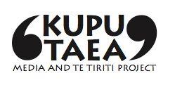 Media and Te Tiriti.