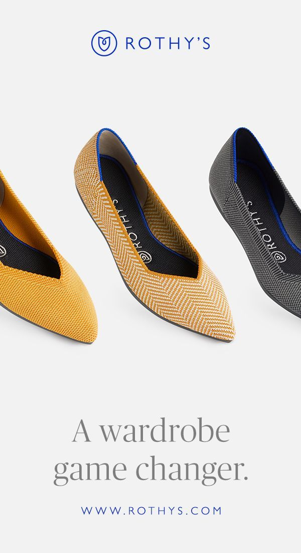 The ease of a sneaker with the polish of a feminine flat.