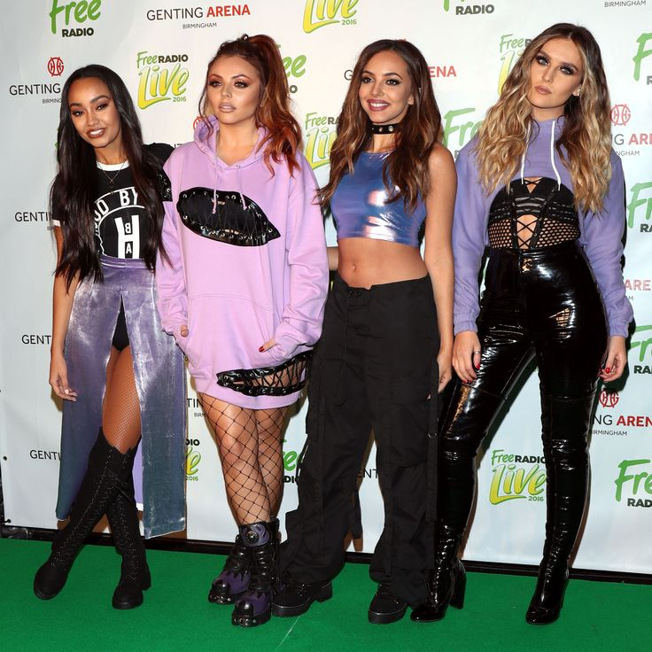 November 26th - Little Mix at Free Radio Live