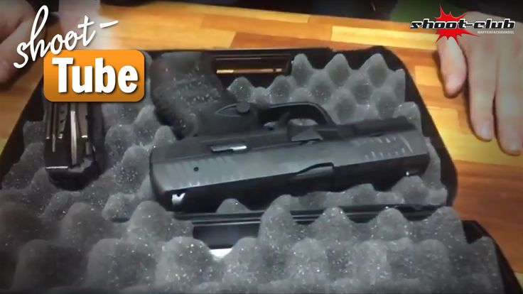 ►Walther Creed - Unboxing◄  www.shoot-club.de